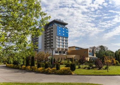 Ferienwohnungen am Arka Medical SPA Hotel ****